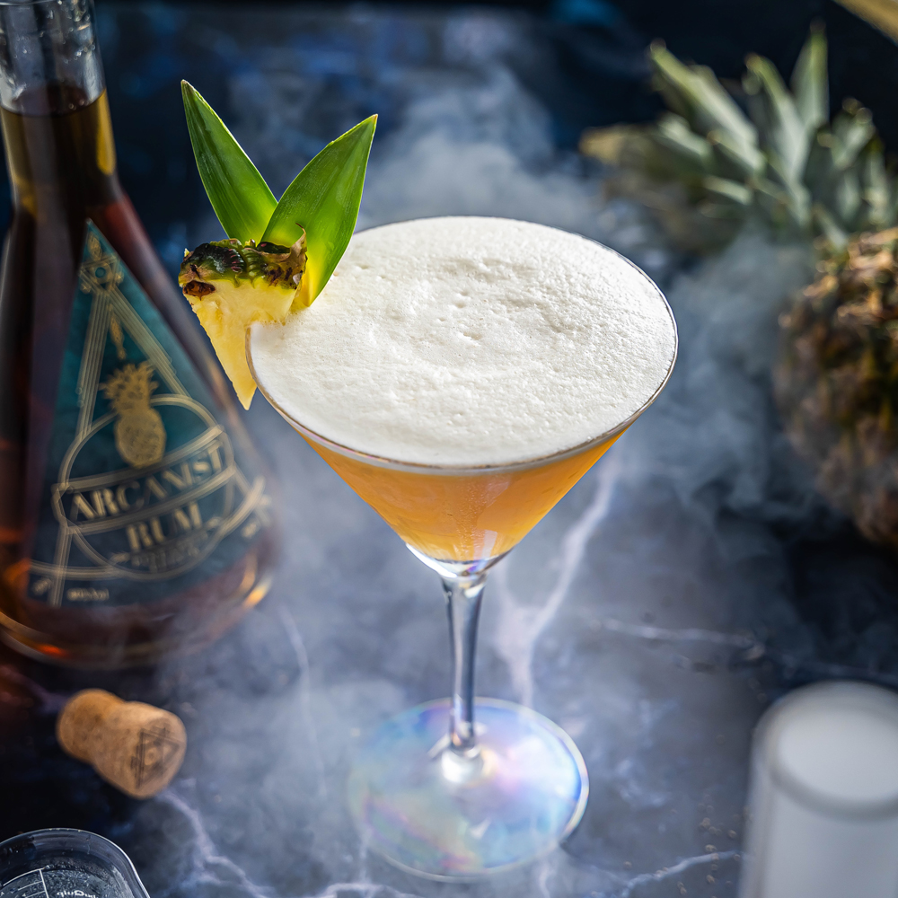 pineapple rum image